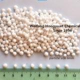 Perlas del cloruro de calcio