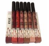 Le renivellement de vente chaud/rouge à lievres liquide mat cosmétique de Kylie font votre propre lustre de languette