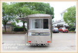 Ys-Fv450e Mobile Food Truck Mobile Food Car for Sale
