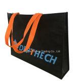 Personalizzare i sacchetti di Tote d'acquisto non tessuti di modo (YYNWB080)