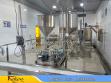 Fruit Line Processing Jam (acero inoxidable tanques y bombas de mezcla)