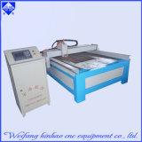 Punzonadora simple del CNC de la cortadora del plasma del CNC de la operación