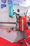 Máquina do freio da imprensa hidráulica (WH67Y-100T/3200), máquina do freio da imprensa