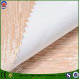 織布編まれたポリエステルファブリック防水炎-カーテンのための抑制停電ポリエステル家具製造販売業ファブリック