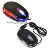USB光学スクロール車輪3Dマウスマウスパソコンのラップトップ