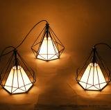 Moderner dekorativer Leuchter-hängende Beleuchtung für Abendessen-Raum