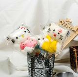 конфета Lollipop игрушки формы киски коробки 3D здравствулте!