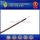 A borracha de silicone de UL3135 1.5mm estanhada ou descobre o fio elétrico de cobre