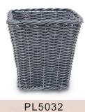 Panier extérieur en plastique durable