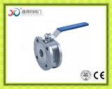 тип шариковый клапан 1PC Италии вафли нержавеющей стали CF8