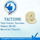 Moderne Großhandelsfabrik-direkt Toiletten-Partition-Plastikeckverbinder