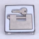 Cadeado de aço do retângulo da alta segurança da venda por atacado 74mm com chave de computador