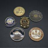 Moneda de encargo más popular barata al por mayor del desafío, moneda del recuerdo del metal