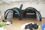 حقيقيّة مصنع عمليّة بيع حارّ خيمة قابل للنفخ لأنّ خارجيّة