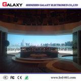 Alto schermo di visualizzazione dell'interno del LED di colore completo di definizione P1.5625/P1.667/P1.923