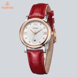Nuovo orologio 71091 delle signore dell'acciaio inossidabile del diamante di modo