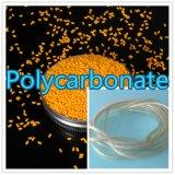 De Korrels van het polycarbonaat