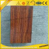 Лист новой конструкции алюминиевый для деревянного профиля зерна
