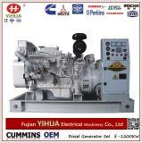 30-400kw/38-500kVA Diesel van Cummins Open Mariene Generator met CCS