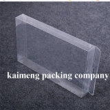 Caixa plástica do punho do animal de estimação profissional do espaço livre da fonte da fábrica para o pacote do iPad (caixa plástica do punho)