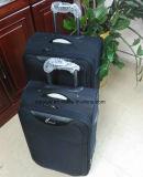"""Il tessuto pratico basso 16 del fornitore MOQ Oxford della Cina """", 20 """", 24 """", insieme universale della cassa dei bagagli di rotolamento di corsa delle 28 """" rotelle, abitudine fa il sacchetto del carrello per lo scatto di affari"""