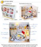 Casa de muñeca de madera del recuerdo de 2017 ventas al por mayor