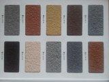 Sabbia colorata naturale per la decorazione della parete esterna