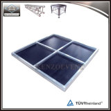 Stadium van het Stadium van het aluminium het Mini Binnen Mobiele met de Oppervlakte van het Tapijt