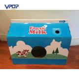 Kundenspezifisches Firmenzeichen gedruckte Innenkatze-Haus-Katze-Produkte