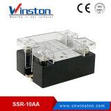 Релеий AC AC SSR-10AA вообще полупроводниковое