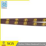 Diverse couleur aucunes lanières faites sur commande de polyester de commande minimum avec le logo