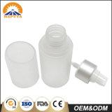 Populäre kosmetische Mattplastikflasche für persönliche Sorgfalt