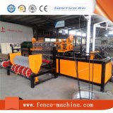 Vinly beschichtete das Kettenlink, das Maschine mit guter Preis-direkter Fabrik einzäunt