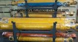 Crescimento do cilindro do braço da lagarta 320b/conjunto do cilindro petróleo hidráulico da cubeta