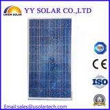 painel 100With150W solar poli colorido para dispositivos elétricos do agregado familiar