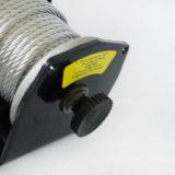 Argano elettrico di ripristino di CC di ATV 12V/24V con il FCC (2000lb-3)