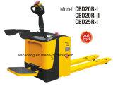 2.5ton regolatore elettrico ENV (CBD20R-II) di CA del camion di pallet