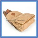 Nuevo Du Pont bolso al aire libre de papel material popular del morral del OEM, bolso de hombro doble de papel ligero práctico de Tyvek con la correa ajustable