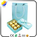 Rectángulo de empaquetado del chocolate del regalo de alto grado