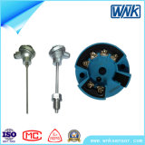 2-Wire/3-draad 4-20mA/Hart PT100 de HoofdZender van de Temperatuur