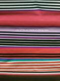 운동복 (HD1401117)를 위한 직물을 인쇄해 지구 백색 청록색 빨간 브라운
