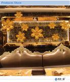 Parete divisoria personalizzata Backgroud del seguicamma di lusso della decorazione per il randello di KTV/Nigh