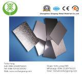Assoalho de alumínio da placa do passo do automóvel, avião