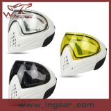 Лицевой щиток гермошлема напольного спорта лицевого щитка гермошлема Fma Paintball противотуманный полный