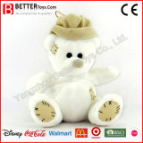 Het gevulde Flard van de Pluche van het Stuk speelgoed draagt het Zachte Speelgoed van de Teddybeer voor de Jonge geitjes/de Kinderen van de Baby
