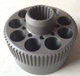 Pièces de pompe à moteur de course d'excavatrice de HYUNDAI de machines de construction (R305-7)