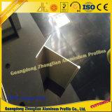 Profil en aluminium industriel universellement utilisé de fente de la barre T d'OIN 9001 T pour la construction