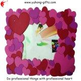 Moldura de foto de borracha para promoção (YH-PF038)
