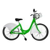高品質アルミニウムバイクフレーム端末が付いているスマートな都市公共のバイクのレンタルシステム保証3年の中国20年の工場