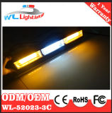 Luz branca ambarina 12V do conselheiro do tráfego da ESPIGA da seta